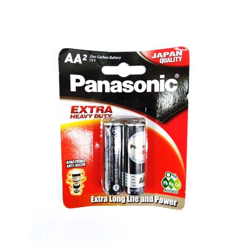Panasonic Baterai Manganese Blister UM 3N 2B