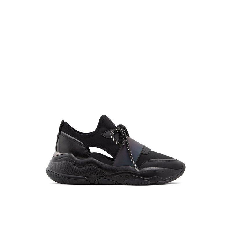 Aldo Ladies Footwear Sneakers REV-008 Black