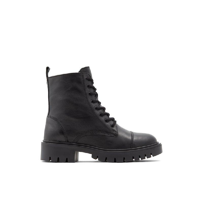 ALDO Ladies Footwear ANKLE BOOTS REILLY-001-Black