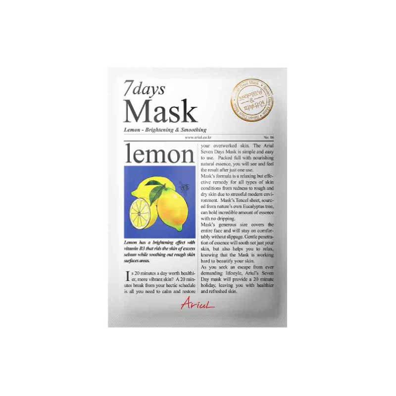 Ariul Mask Lemon 20 Gr