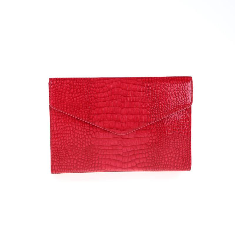 ANDRIENE Croco Red