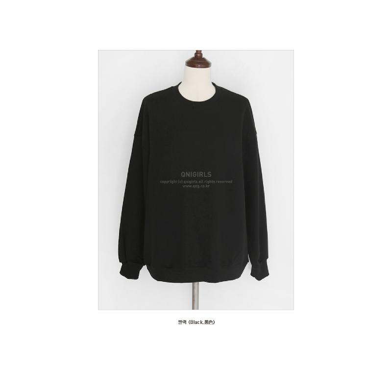 Qnigirls Cordi Mate Sweater - Black