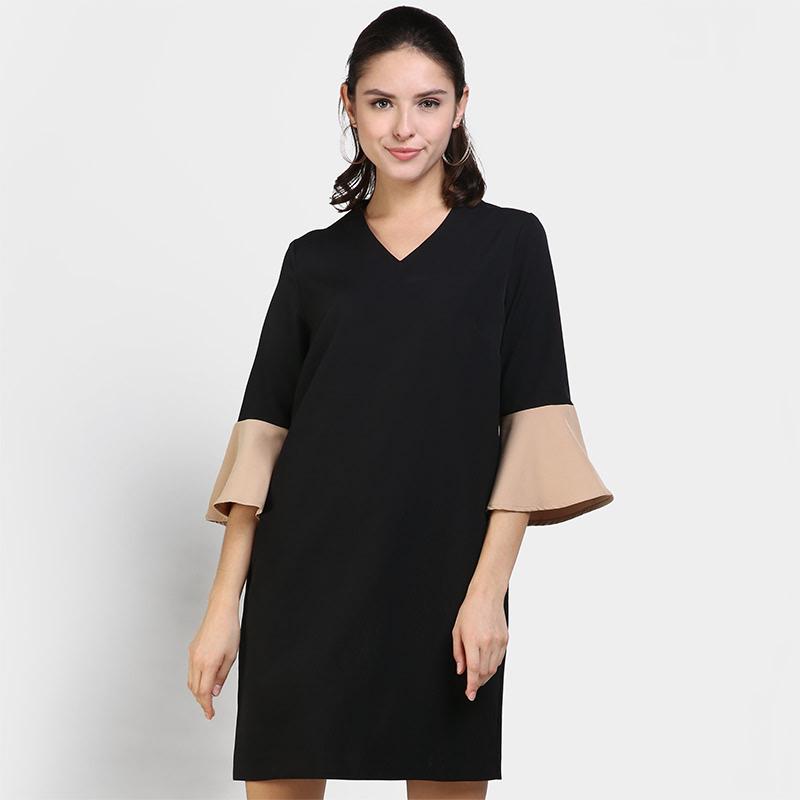 Invio Hayle ID-762 Black Dress