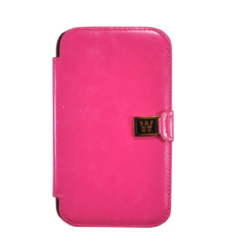 Crazy Leather Case Galaxy Note 2 - Pink