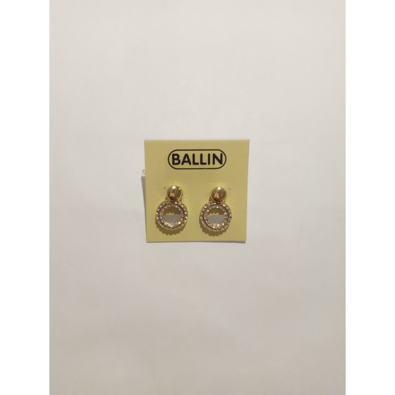 Ballin - Women Earring YZ E8911G Gold