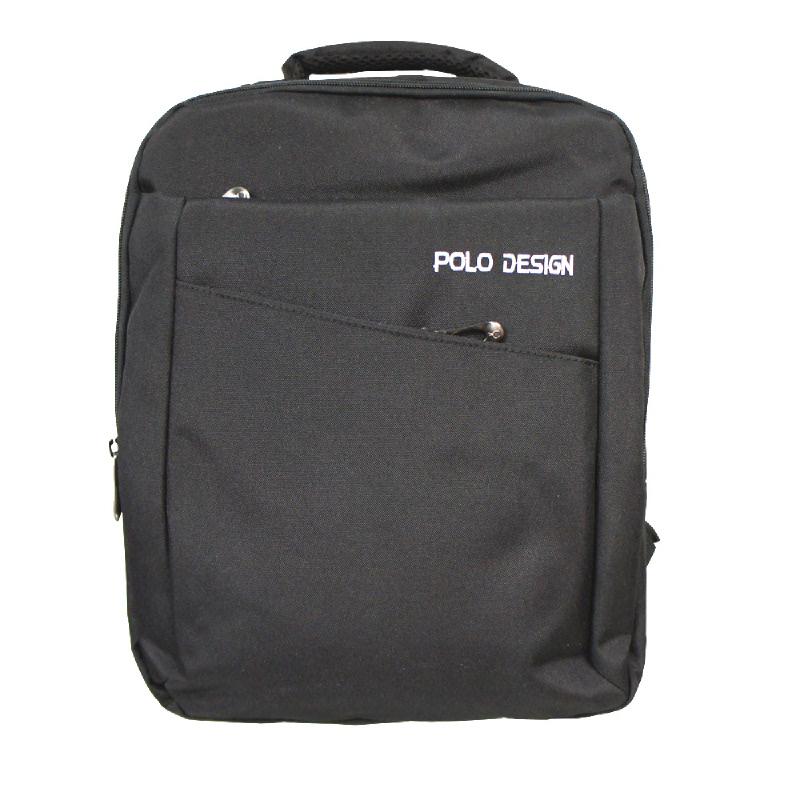 Polo Design Backpack 9056-06 Black