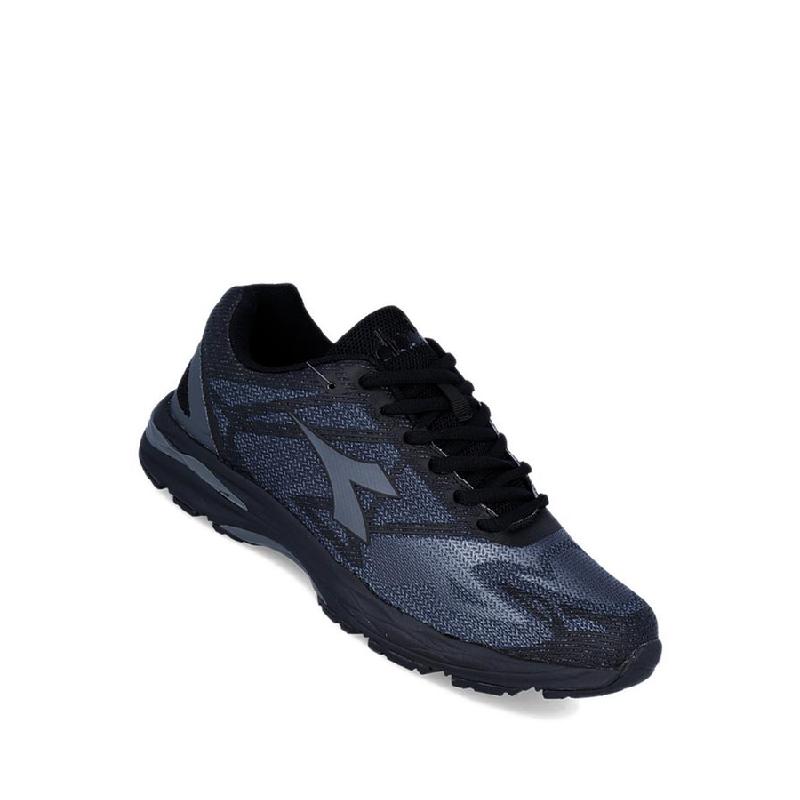 Diadora Piero Men Running Shoes Black