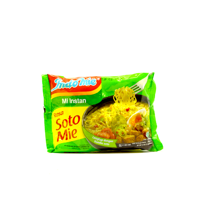 Indomie Soto Mie 70 Gr