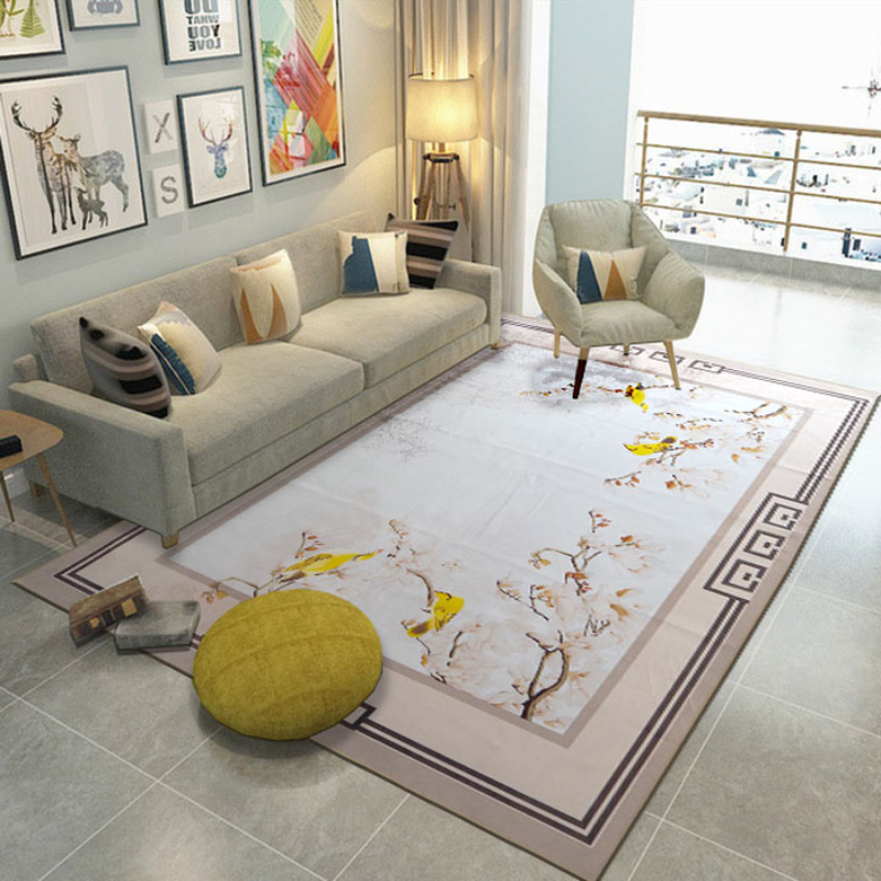 Karpet Fortunio Lembut 200x300 cm - Beige