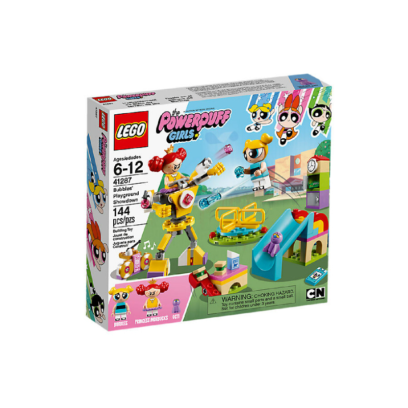 LEGO® The PowerPuff Girls™ Bubbles' Playground Showdown 41287