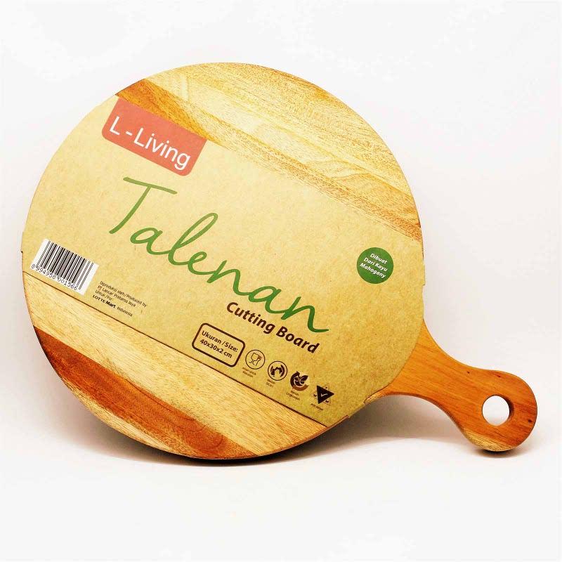 L Living Talenan - Cutting Board Rd 40X30X2 Cm