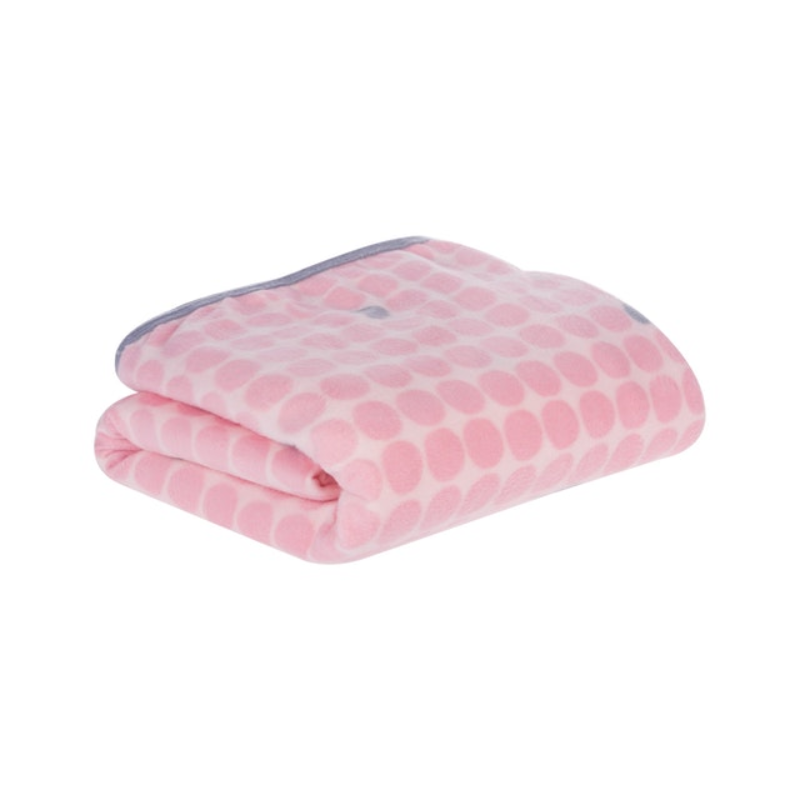 Beam and Co Blanket Pink Love-01