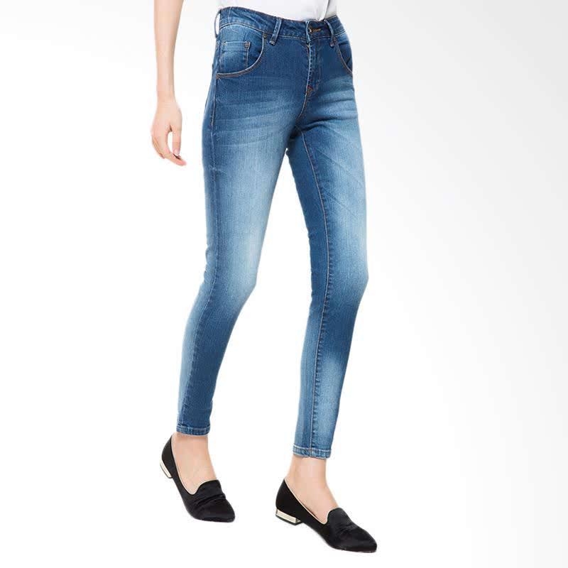 Ladies Jeans Sonora - Blue