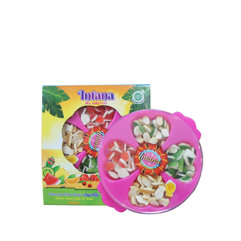 Pre Order Intana Mix Jelly Fruit