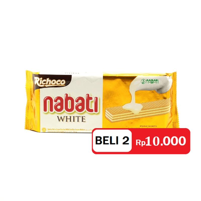 Richoco Nabati White 145 Gr (Get 2)