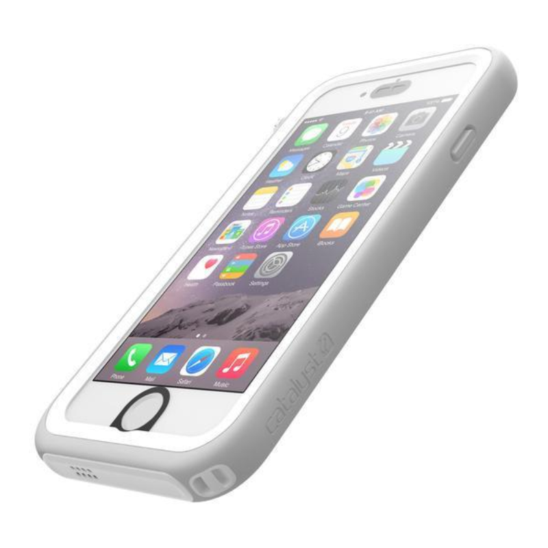 Catalyst iPhone 6 6S White & Mist Gray (CATIPHO6SWHT)