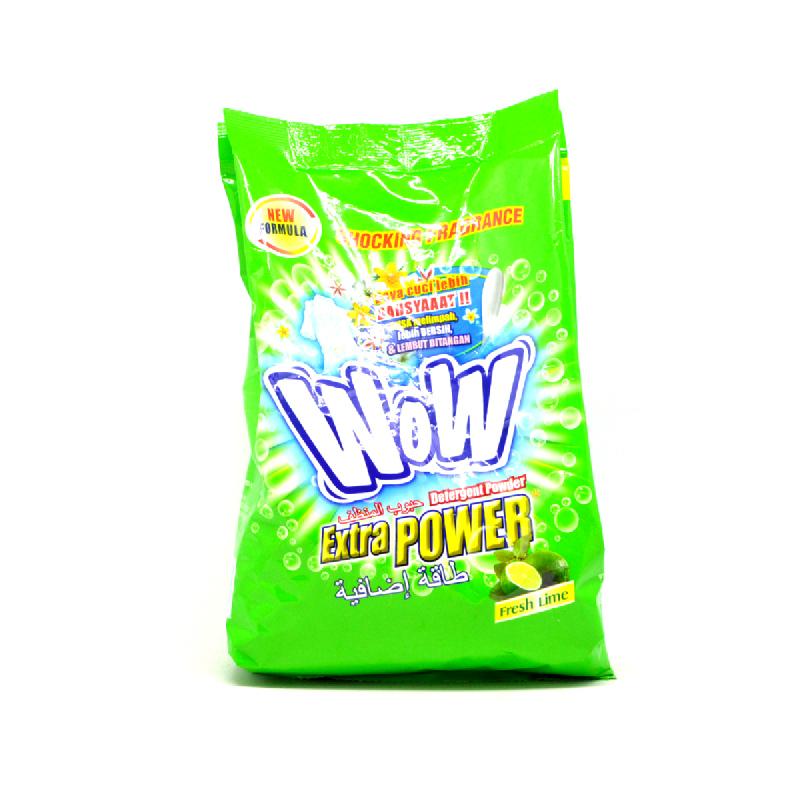 Wow Detergent 2000 Fresh Lime 800g