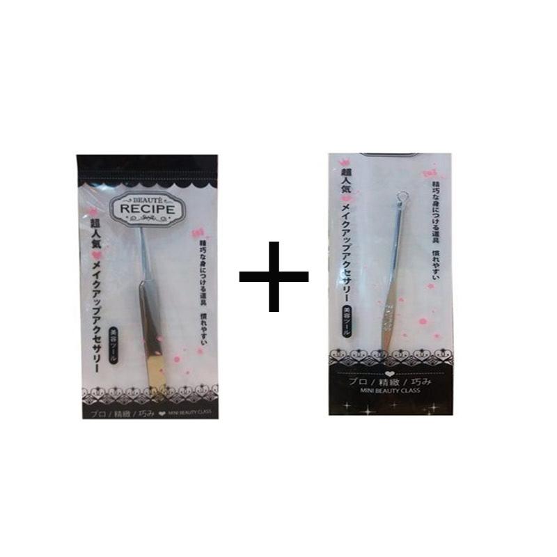 Beaute Recipe Acne Clip 1663 + Acne Stick 1073-1