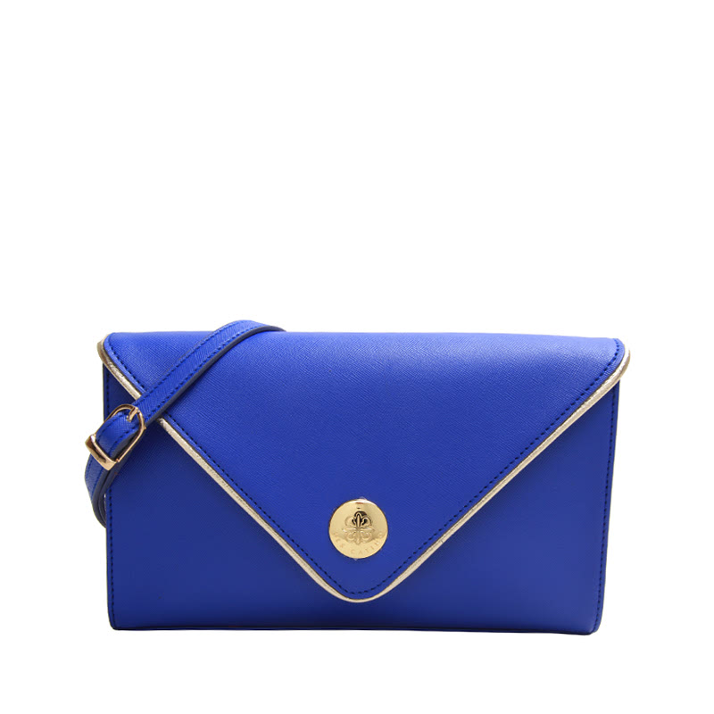 Les Catino Velita Clutch Nautical Blue