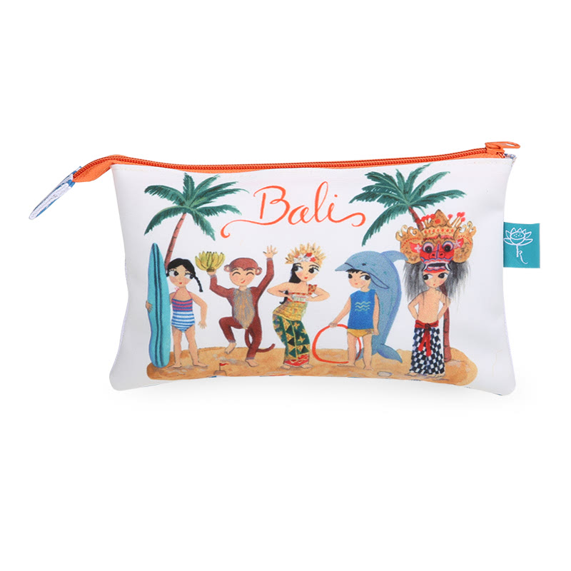 Kamalika Art Prints Pencil Case Bali