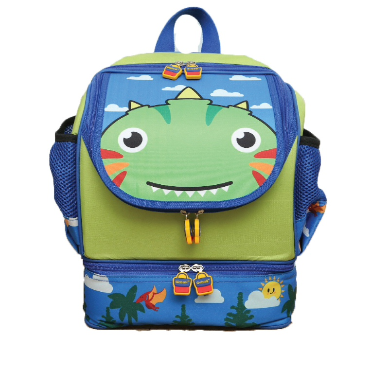 GABAG DINOKU KIDS LUNCH BACKPACK