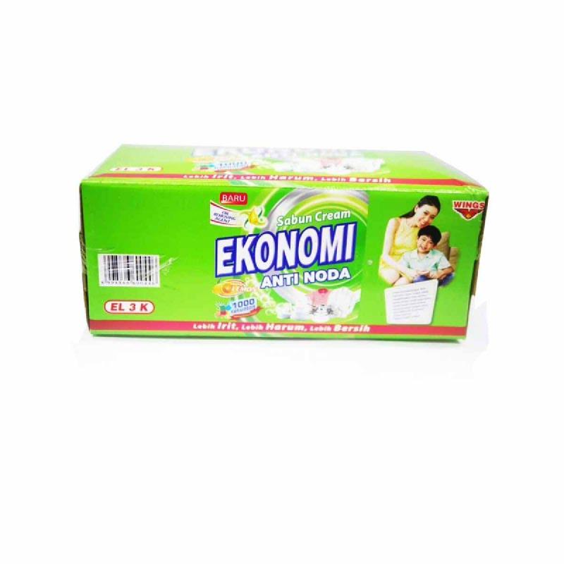 Ekonomi Cream Soap Lemon 3K Box 3Kg