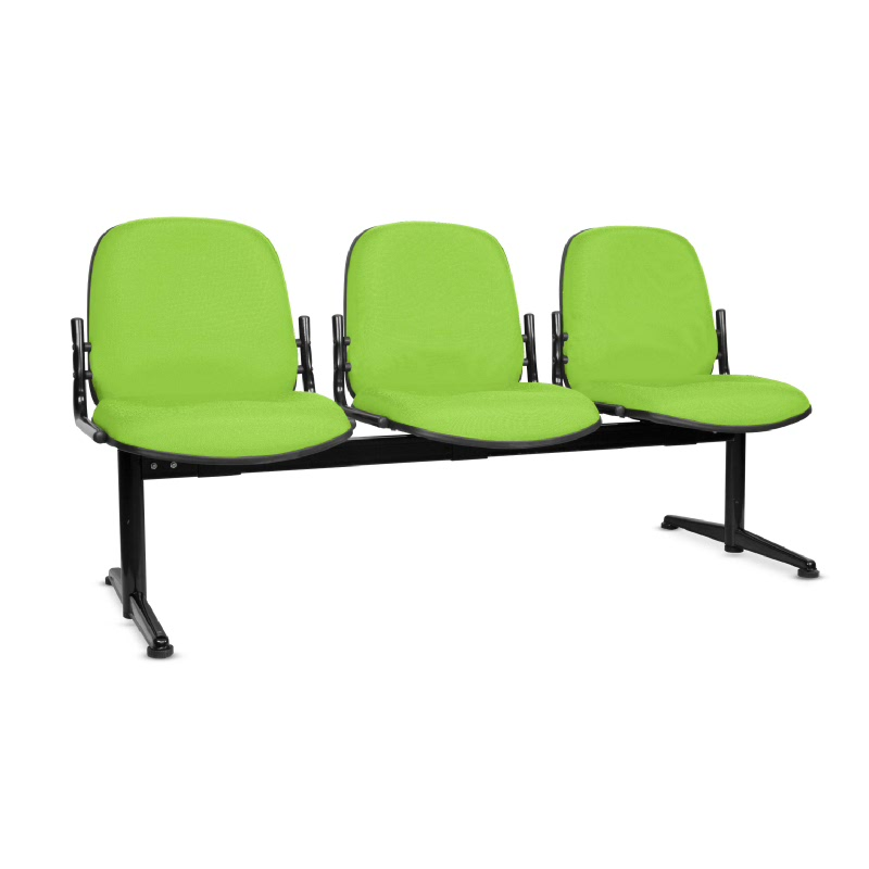 HighPoint Kursi Tunggu HP Series - HP318 Grass Green