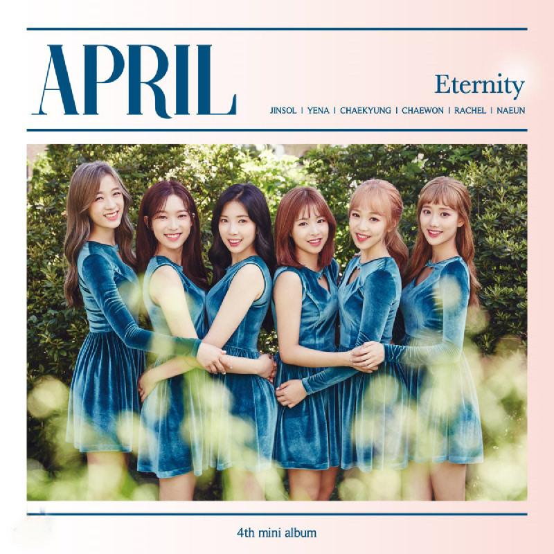 April - 4th Mini Album - Eternity