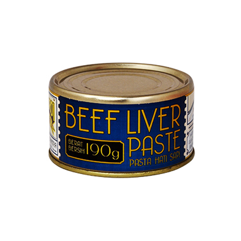 Bernadi Beef Liver Paste 190G