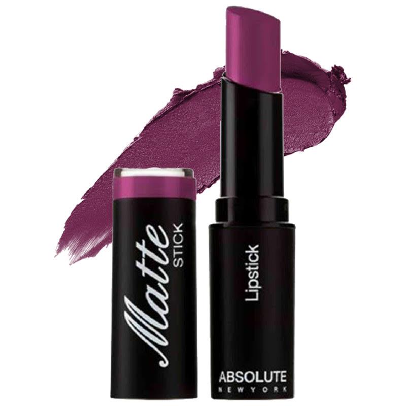 Absolute New York Matte Stick Lipstick Boysen Berry