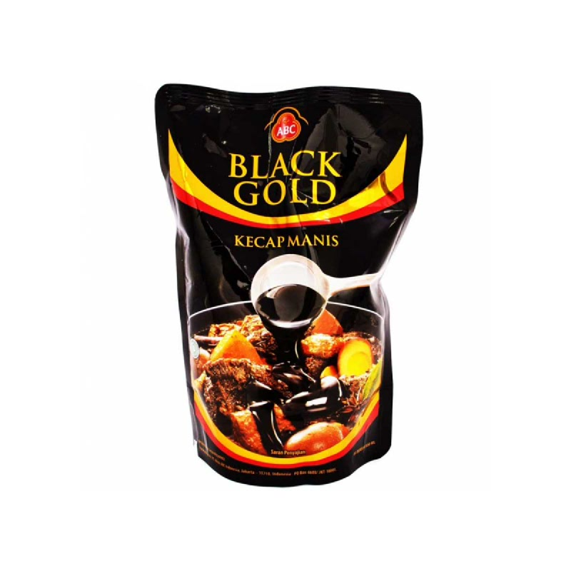 Abc Kecap Black Gold 500 Ml
