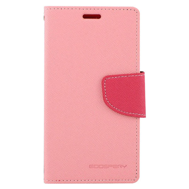 Goospery Fancy Diary for Xiaomi Merahmi 3 - Pink Magenta