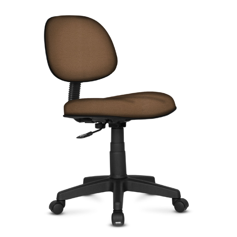 Kursi kantor (Kursi kerja) HP Series - HP01 Brown - PVC Leather