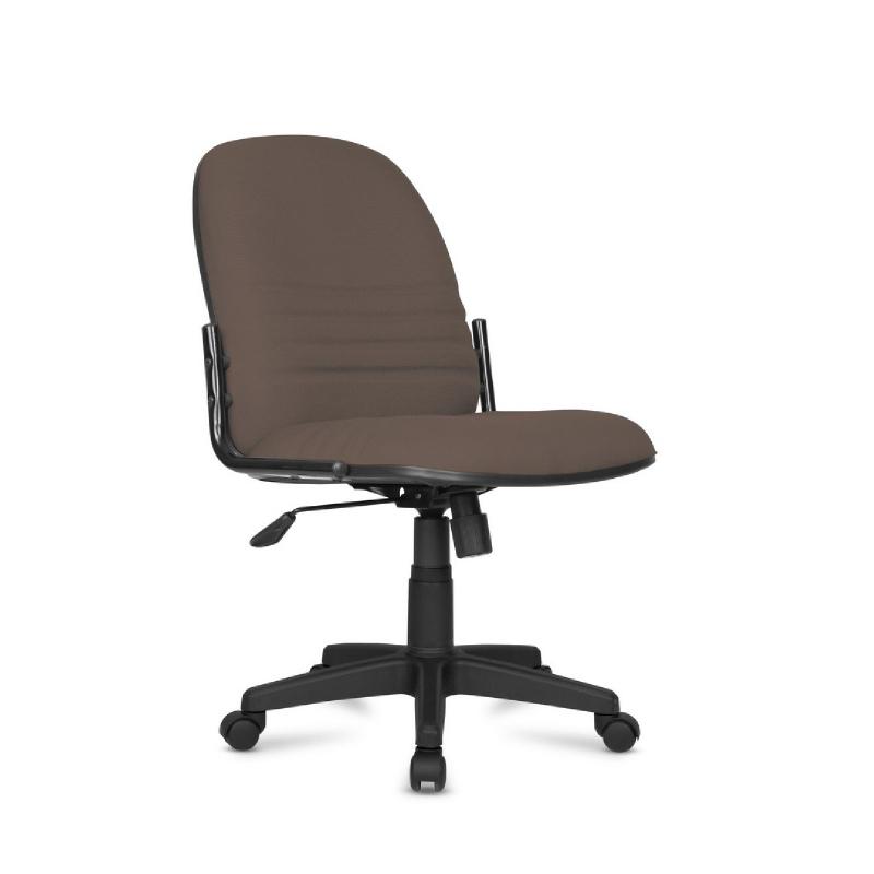 Kursi kantor kursi kerja HP Series - HP61 Brown - PVC Leather