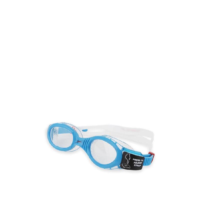 Speedo Junior Futura Flexiseal Kids Swimming Goggles White