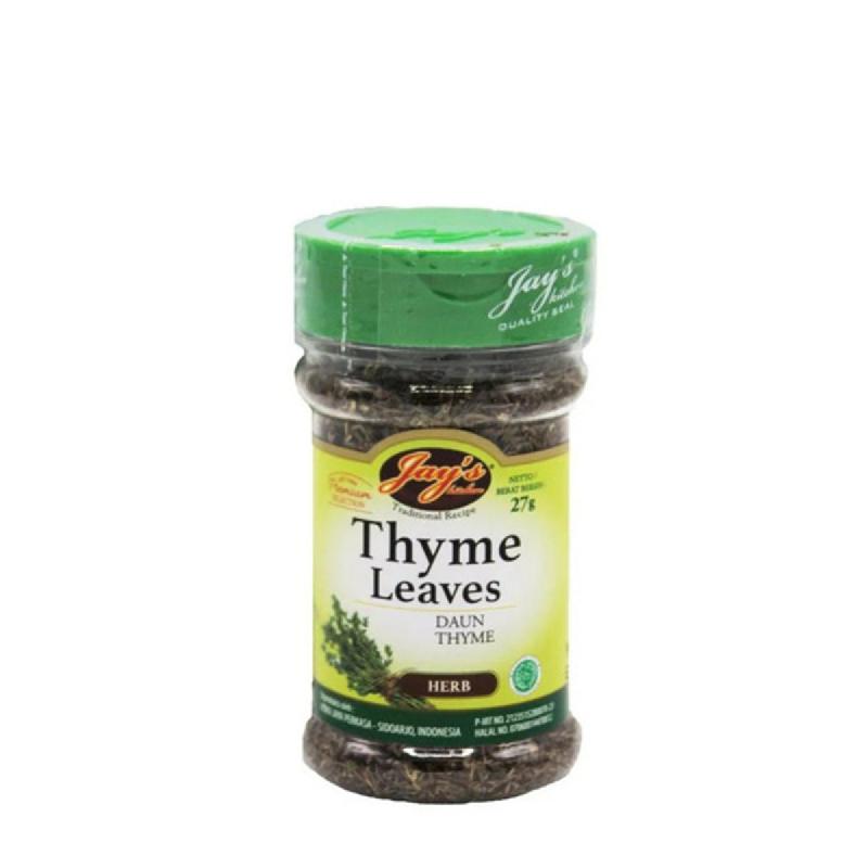 JayS Thyme Leaves27Gr