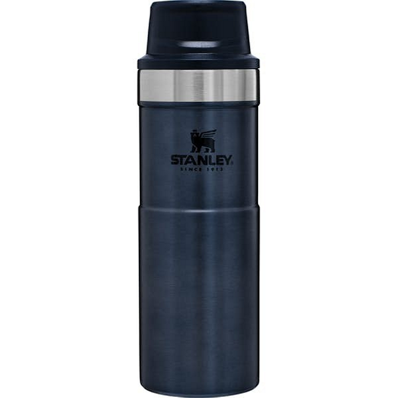 Stanley Trigger Action Travel Mug 473Ml Blue