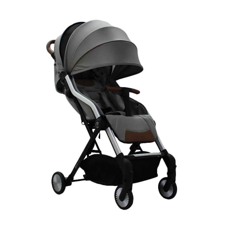 Hybrid Cabi HY-3001-DG Baby Stroller - Dim Grey