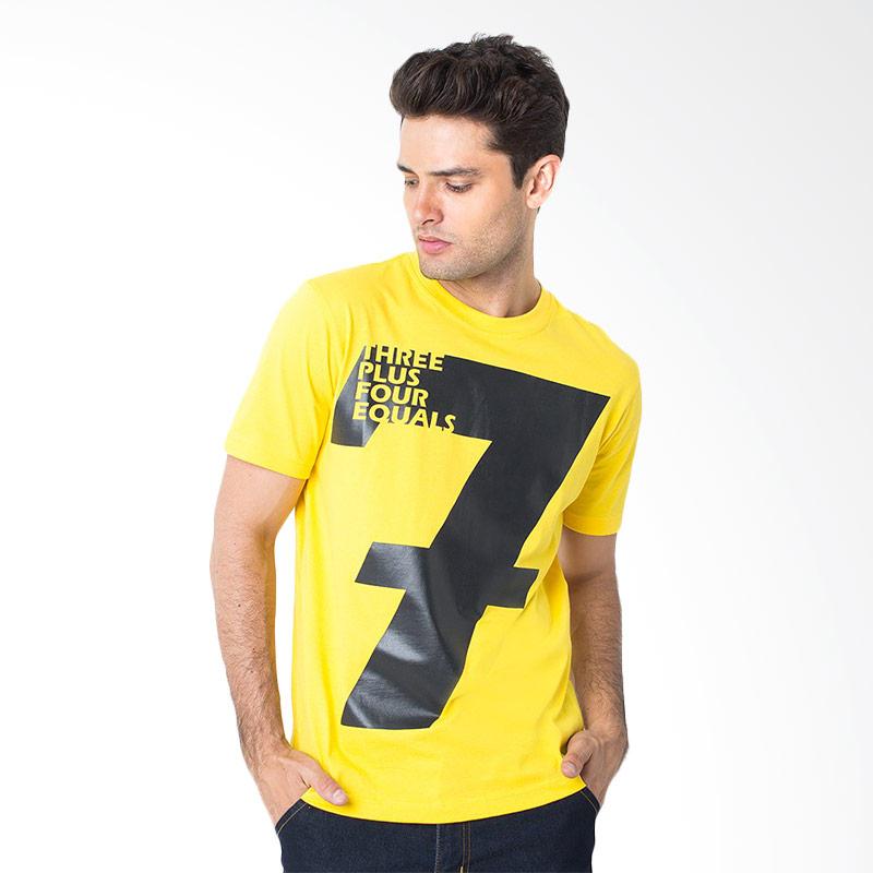 Men Dd7 T-Shirt Atasan Pria