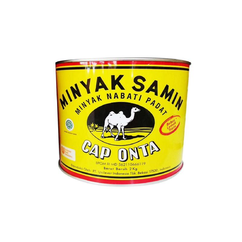 Blue Band Minyak Samin 2Kg