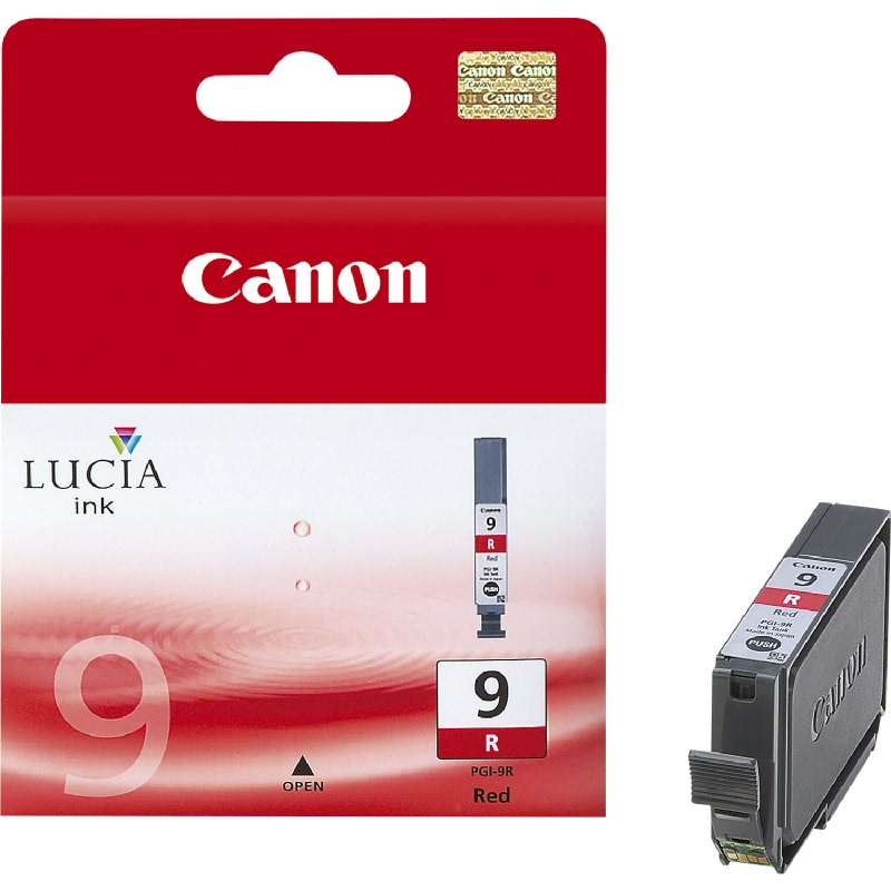 Canon Ink Cartridge PGI-9 Red (LUCIA INK)