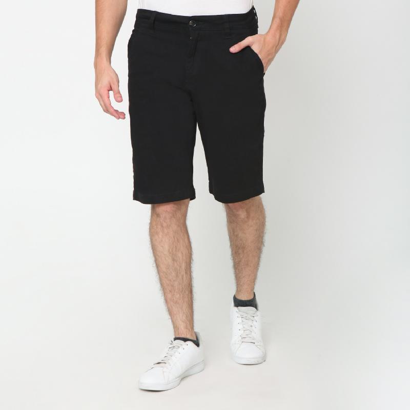 RBJ Short Pants 507830058 Hitam