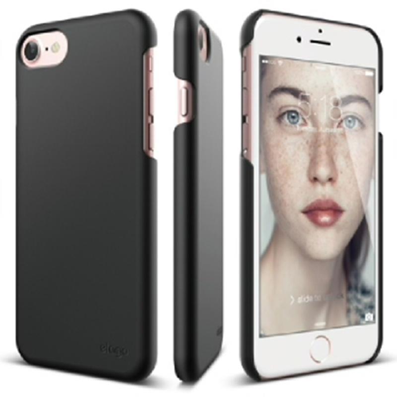 Elago Slimfit 2 Case for iPhone 7, 8 - Black