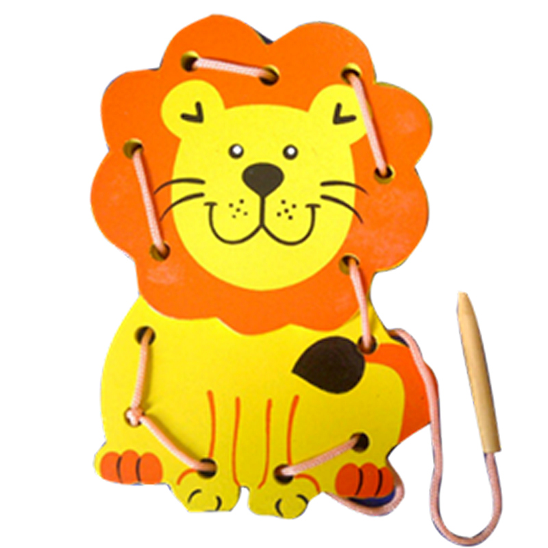 Atham Toys Papan Jahit Singa