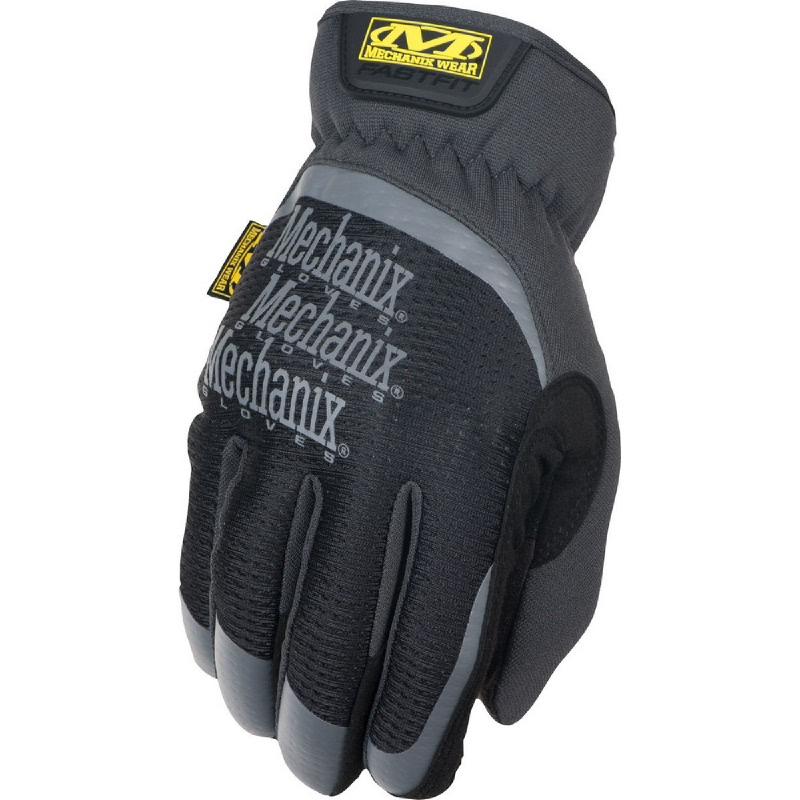 MECHANIX GLOVE FULL HAND FASTFIT MFF-05-008 BLACK
