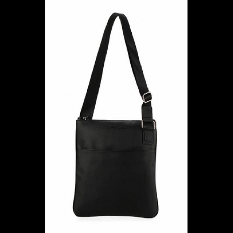 Phillipe Jourdan Darial Messenger Bag Black