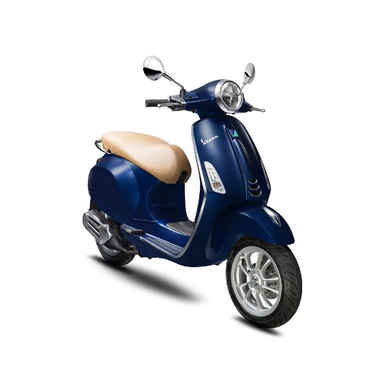 Vespa Primavera 150 I-GET ABS - Jakarta - Blue Energia