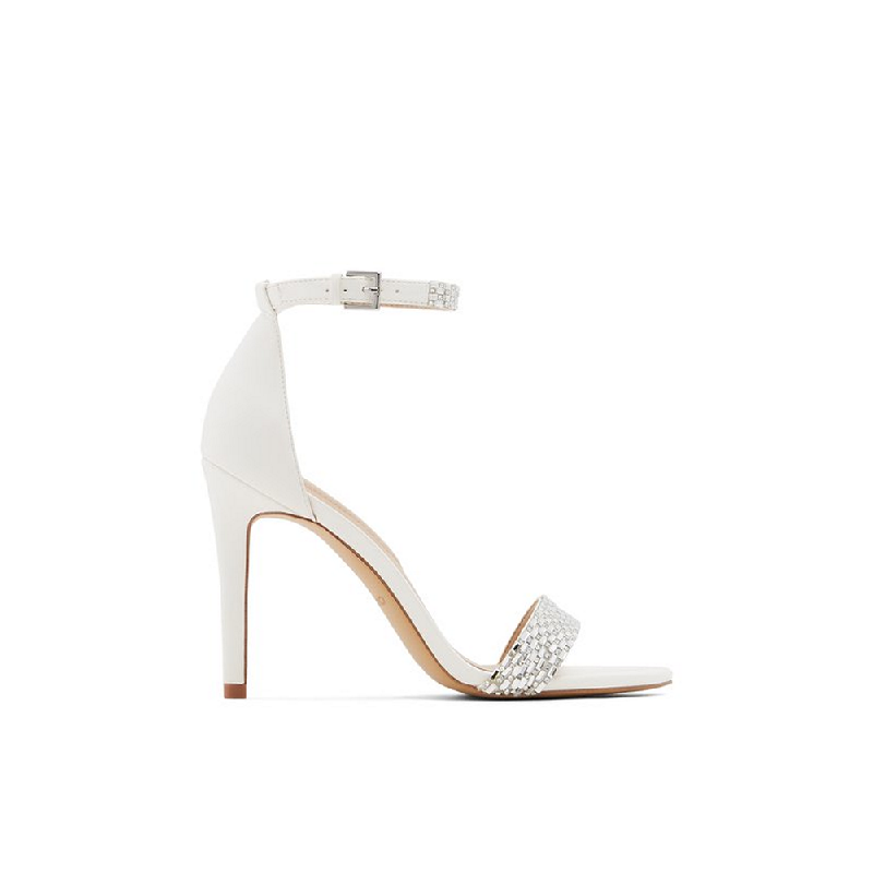 ALDO Ladies Heels PROMMY-100 White