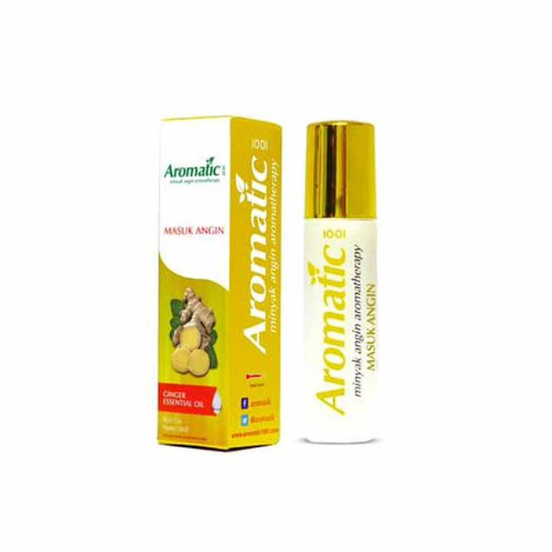 Aromatic 1001 Minyak Angin - Masuk Angin