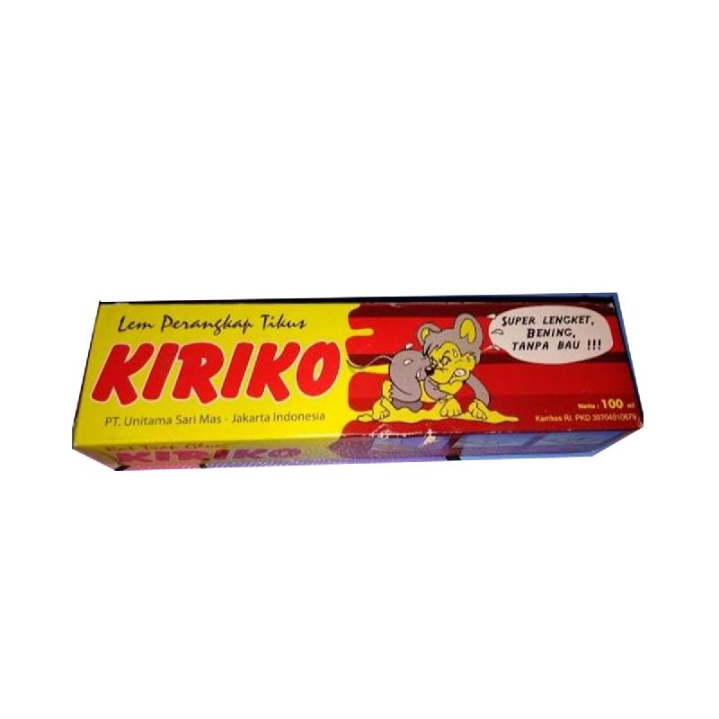 Kiriko Lem Tikus Lt 123 100 Ml Ilotte